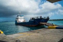 Ferry to Apia