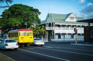 Downtown Apia