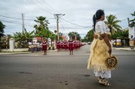 King's Birthday parade, Nuku'alofa