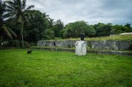 One of Tonga's most important archaeological sites