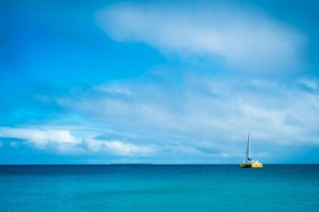 Anchored off Uoleva