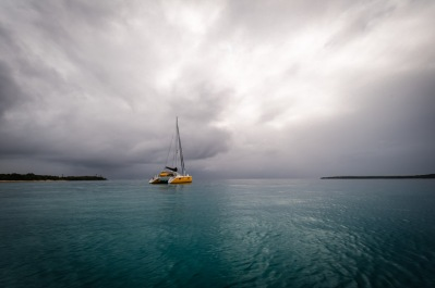 Storm brewing, Namuka Iki
