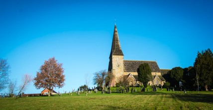 The Church in Wisborough Green