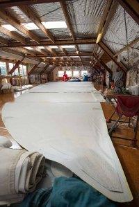 New mainsail in loft-0042