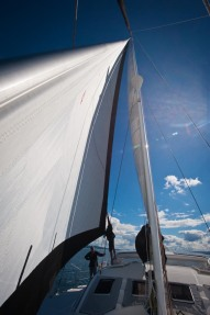 Sail trials 5-10