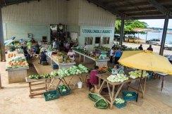 Neiafu market, Vava'u, Tonga