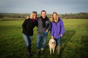 Visiting Johno and Rachel (and Milly the Dog) in Bath