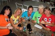 Karen, Michelle, KL, Irene, Laura