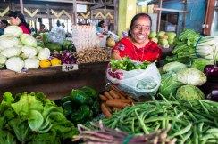 Savusavu market