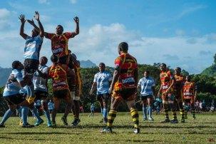 Sunday arvo rugby