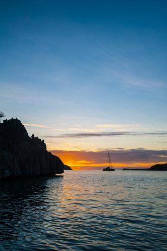 Sunset Sawa-i-Lau