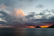 Waya sunset