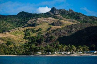 Yalobi village, Waya Island
