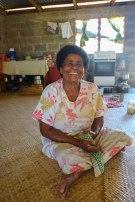 The Lady Chief at Sawa-i-Lau
