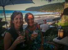 Nod and me, Noosa Dahling