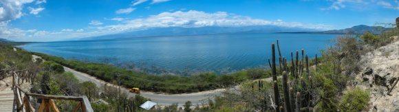 Lake Enriquillo