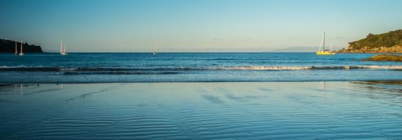 Oneroa beach, Waiheke