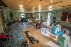 Naividamu village hall