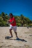 Rachelly on Team Fiji